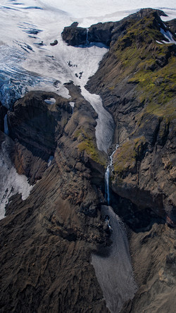 Glacier Runoff