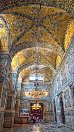 Hallway of Hagia Sophia
