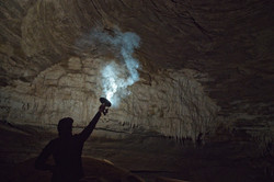 Illumination of the Cave