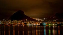 Night Time in Rio