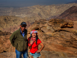 Top of the Mountain in Petra