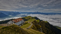 Another View from the Top of Mt Rigi