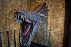 Game of Thrones Dragon in Split