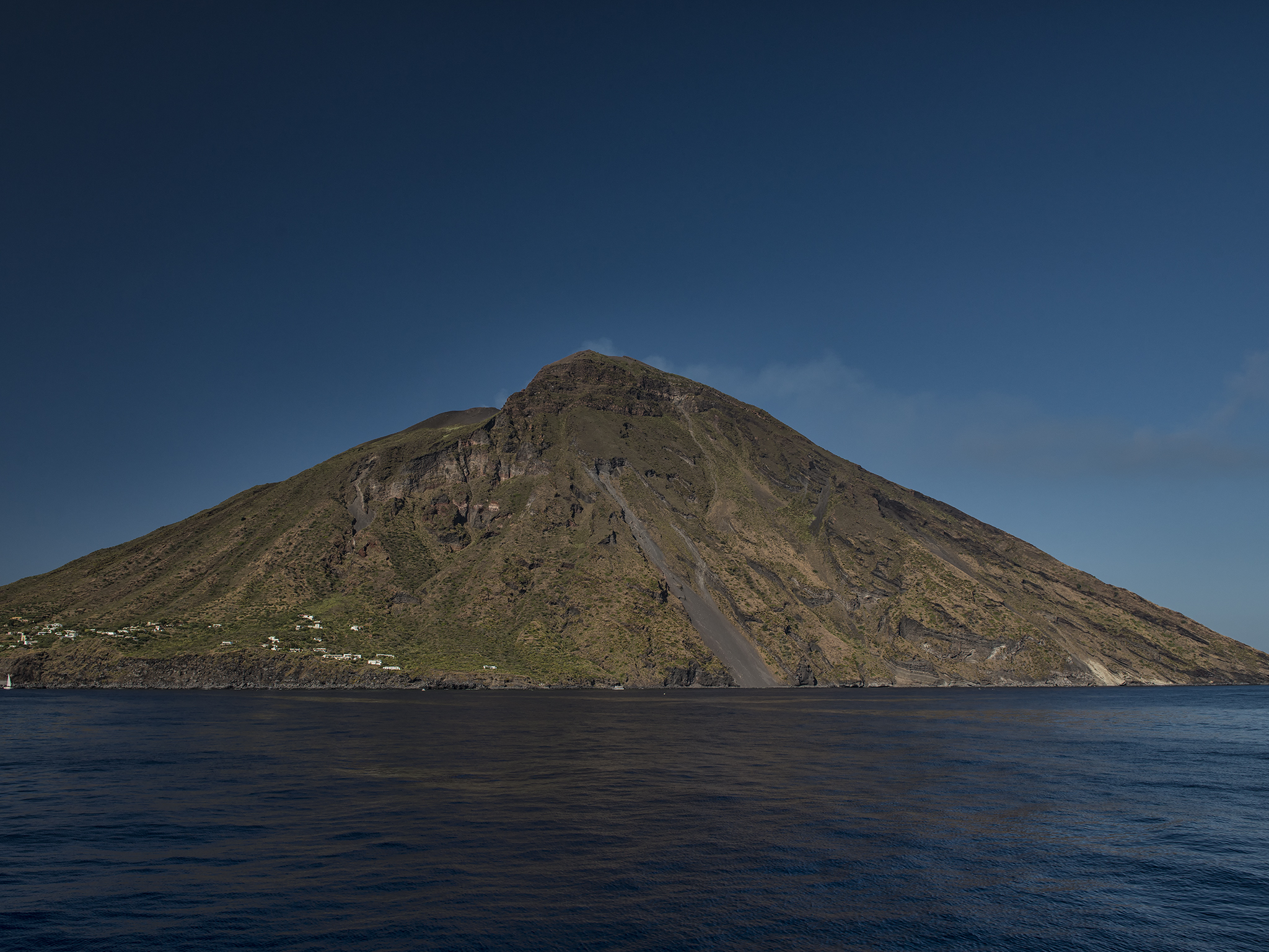 Stromboli North of Sicily, Italy