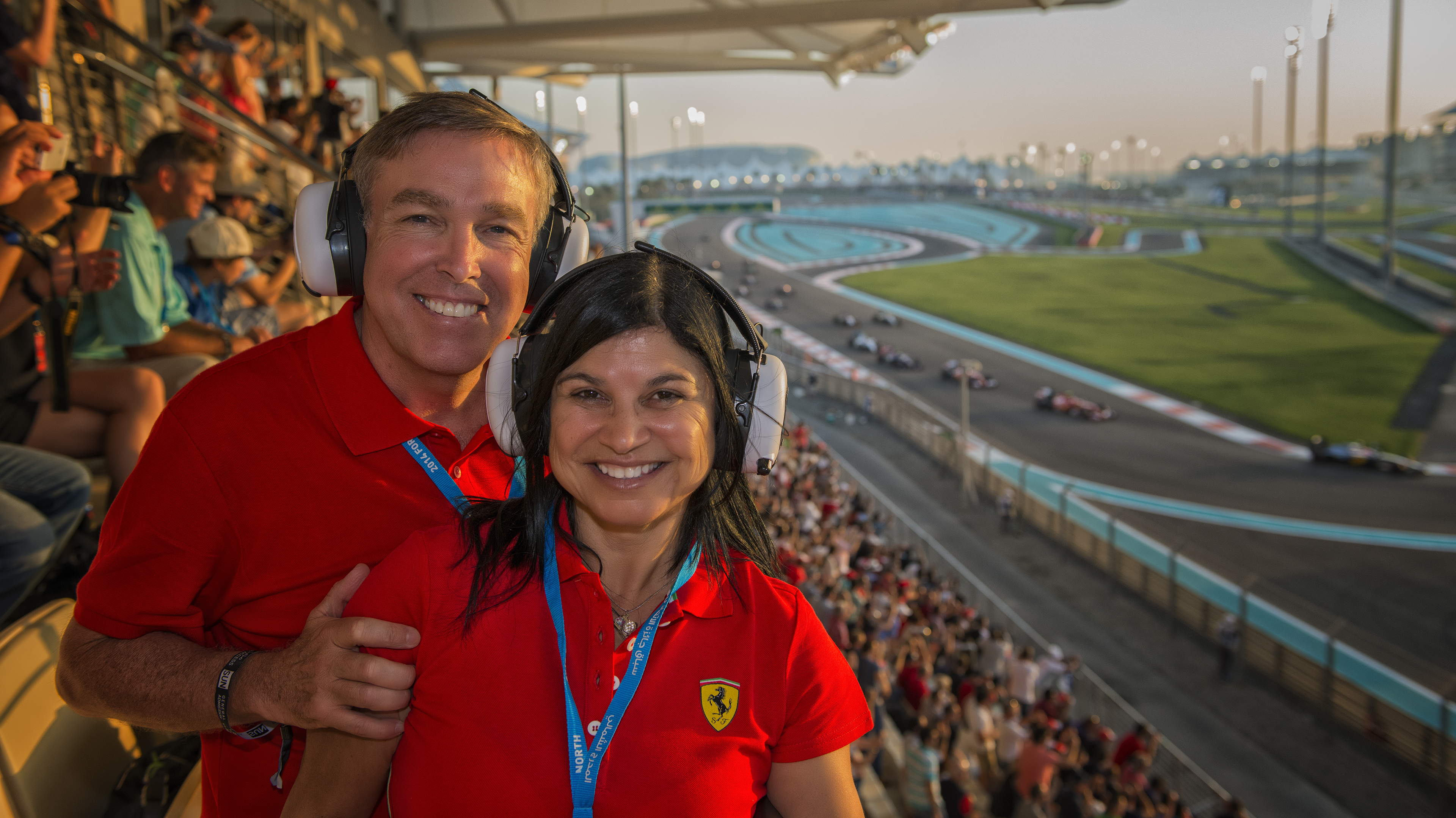 Formula 1 in Abu Dhabi