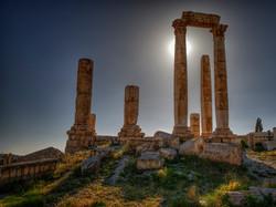 Jeresh Roman City