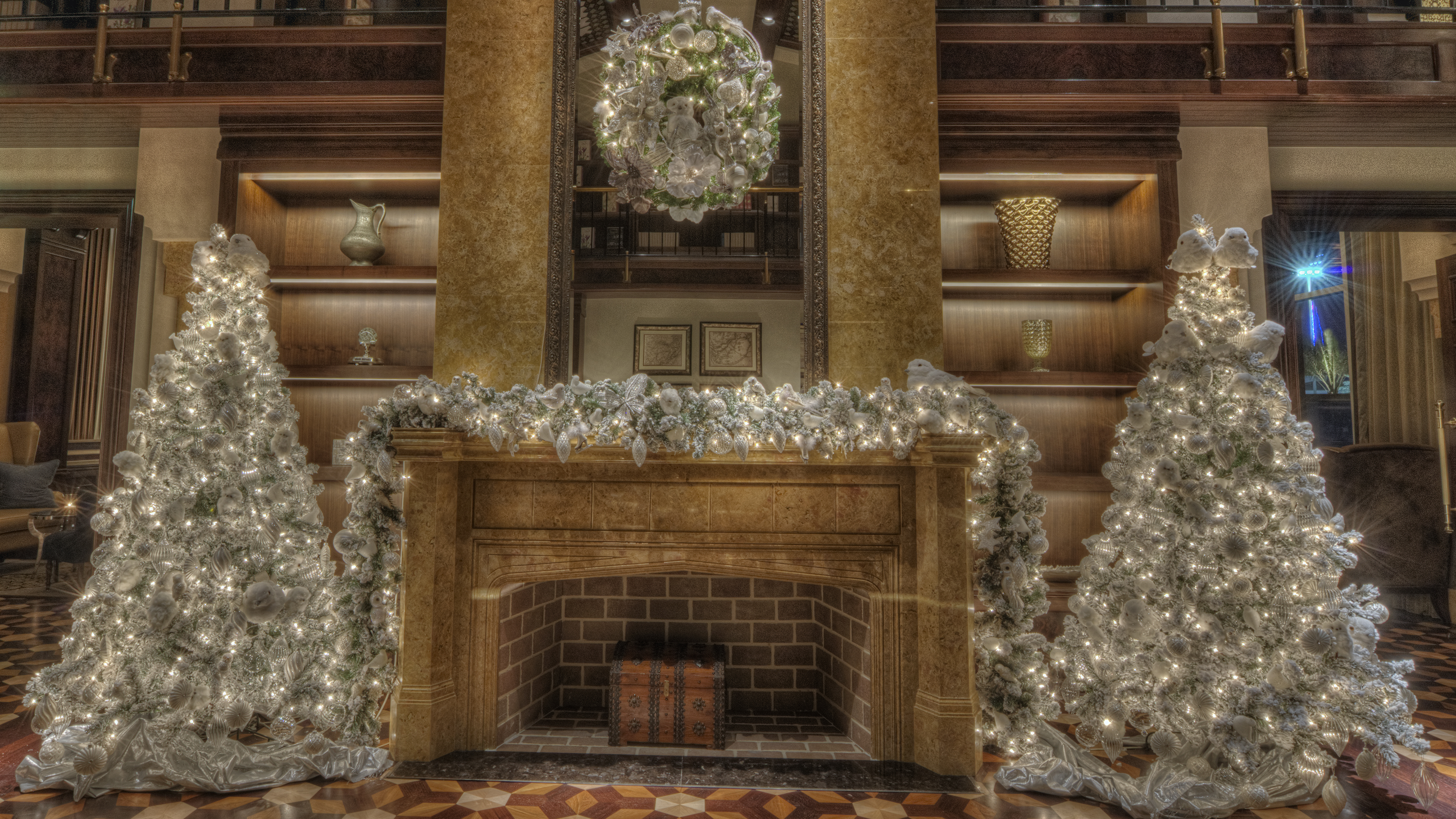 Christmas at the St Regis