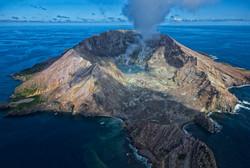 White Island (Whakaari) Volcano