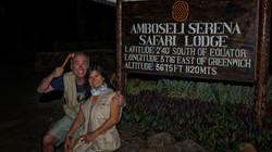 Our Amboseli Lodge