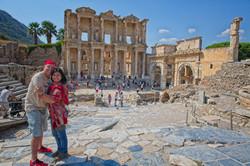 Celsus Library, Ephesus Turkey