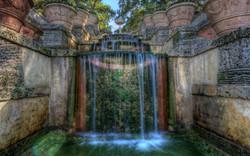 Vizcaya Waterfall