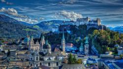 High Salzburg Fortress