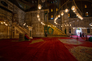 View Inside the Saladin Citadel