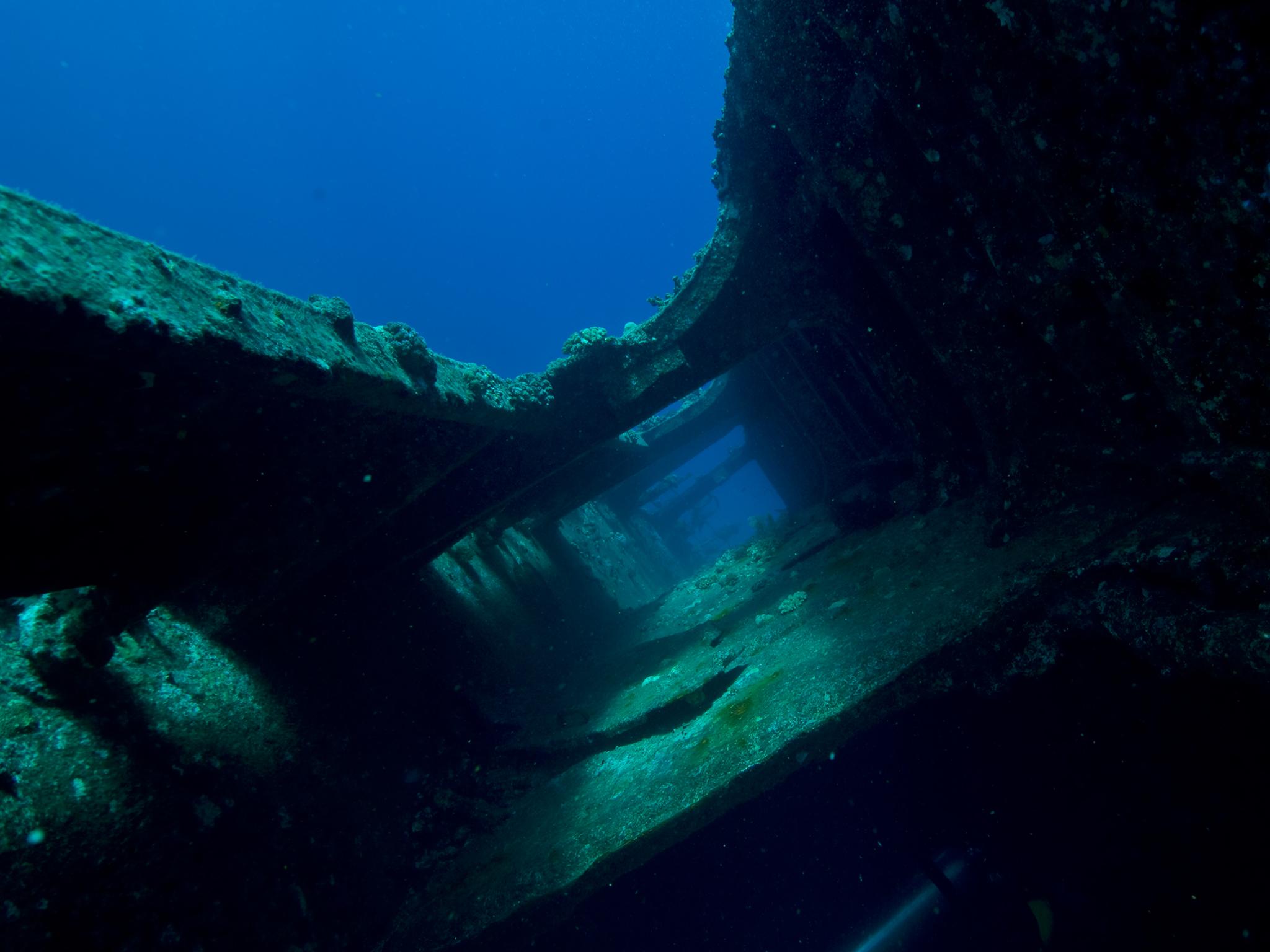 Passageway of the Ghiannis D