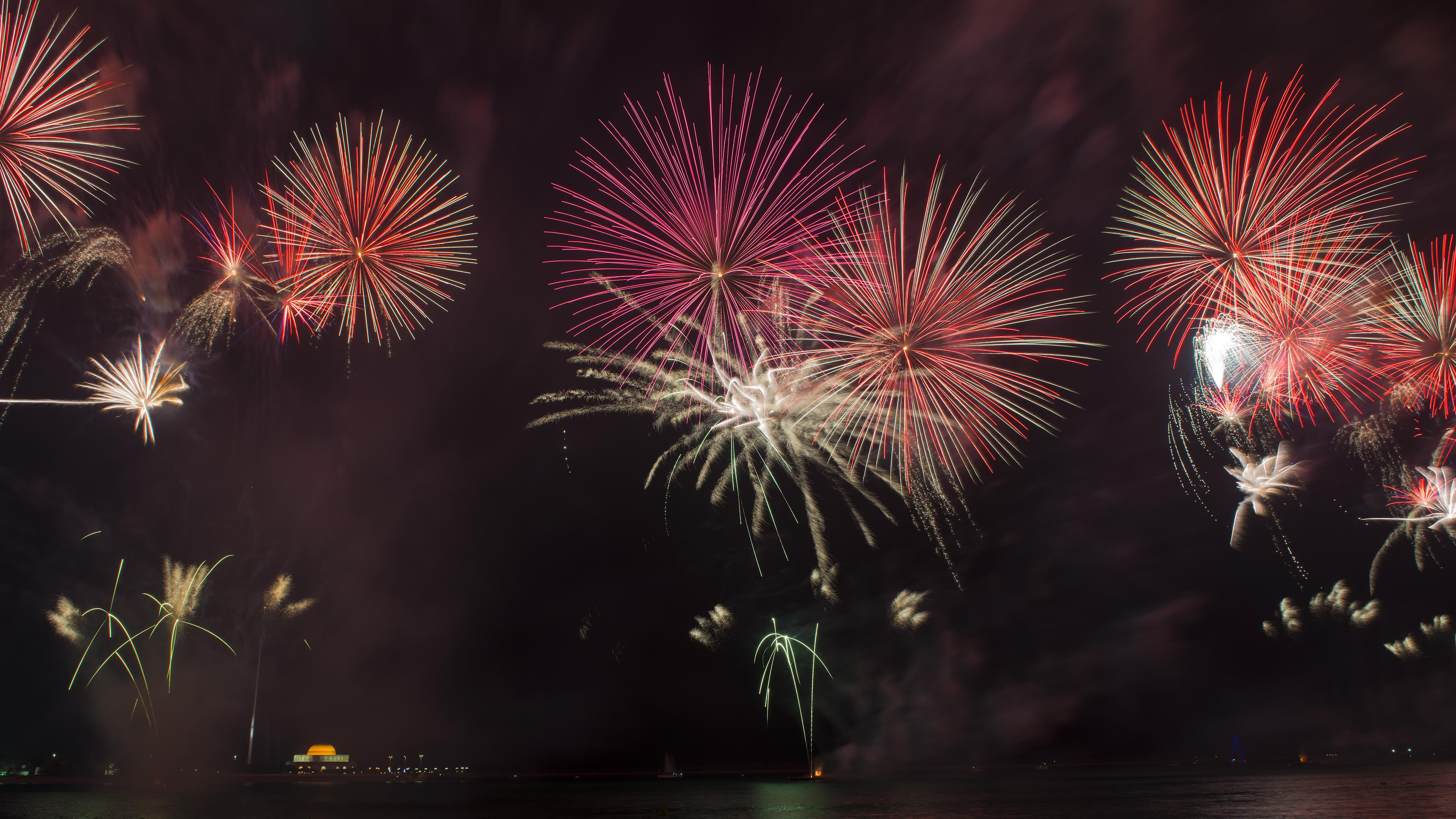 UAE Fireworks