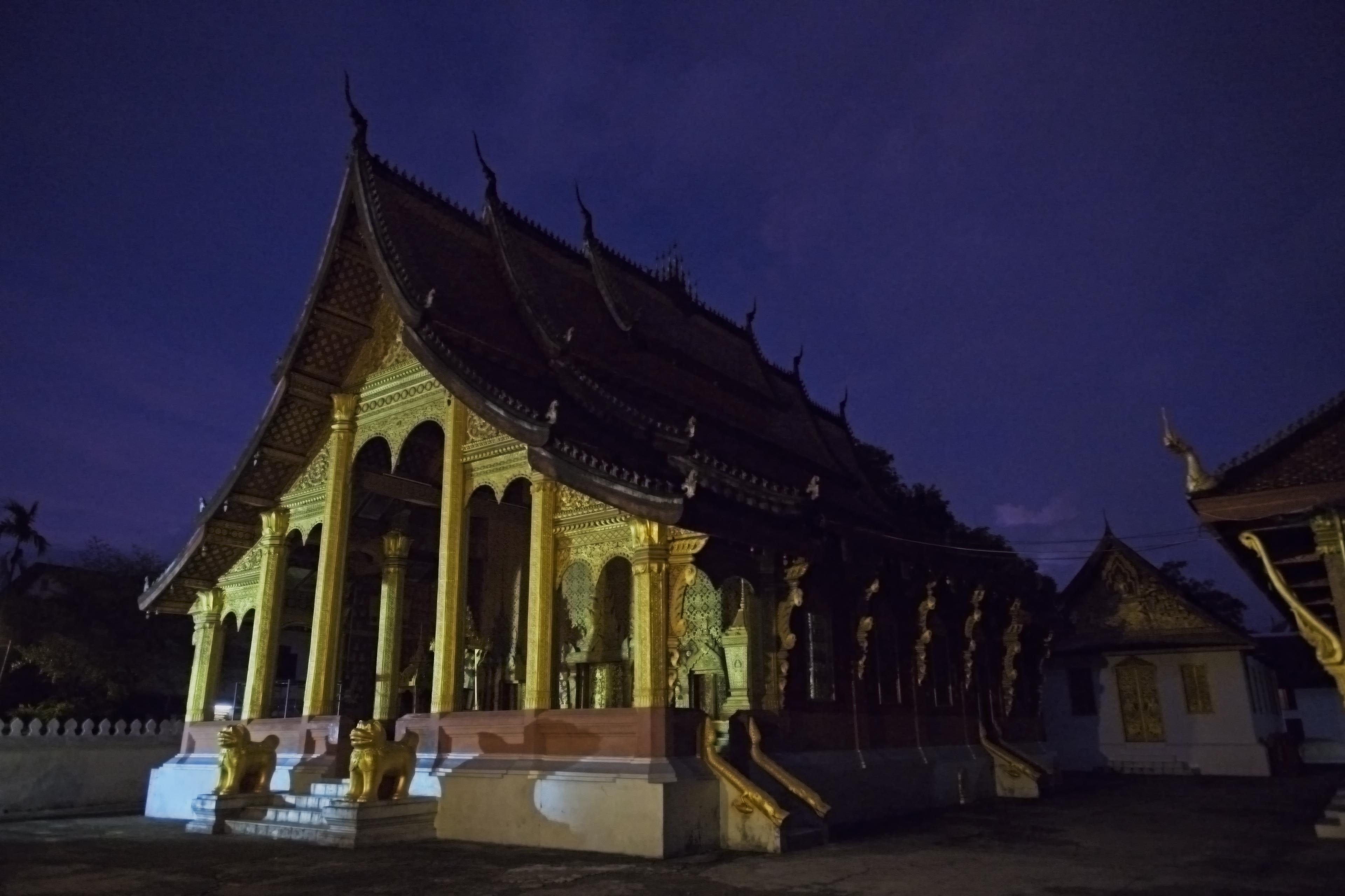 Wat Sensoukaram Temple