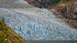 Serrano Glacier in Chile