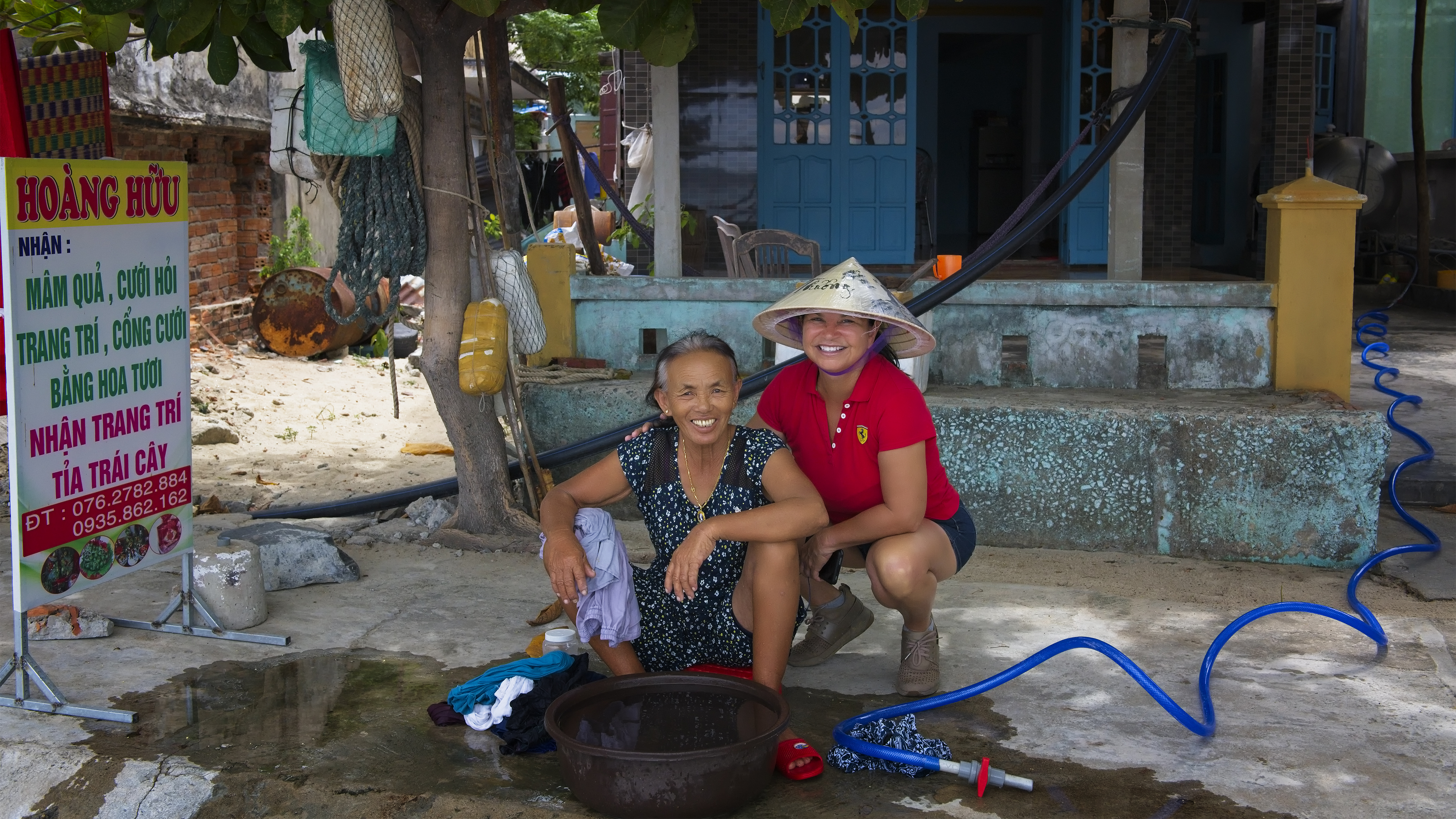 Dirce's Friend on Chàm Islands