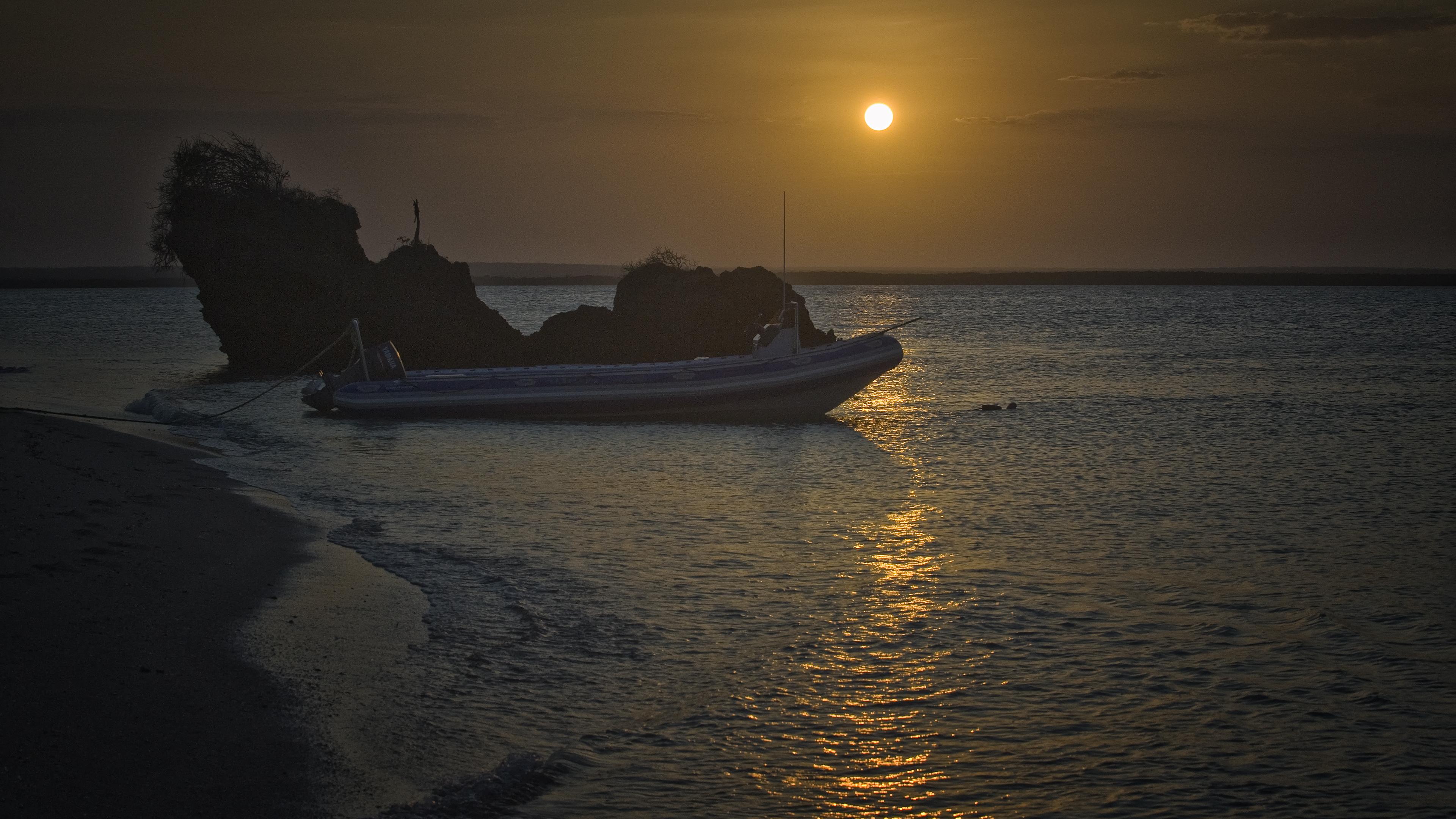 Sunset in Situ