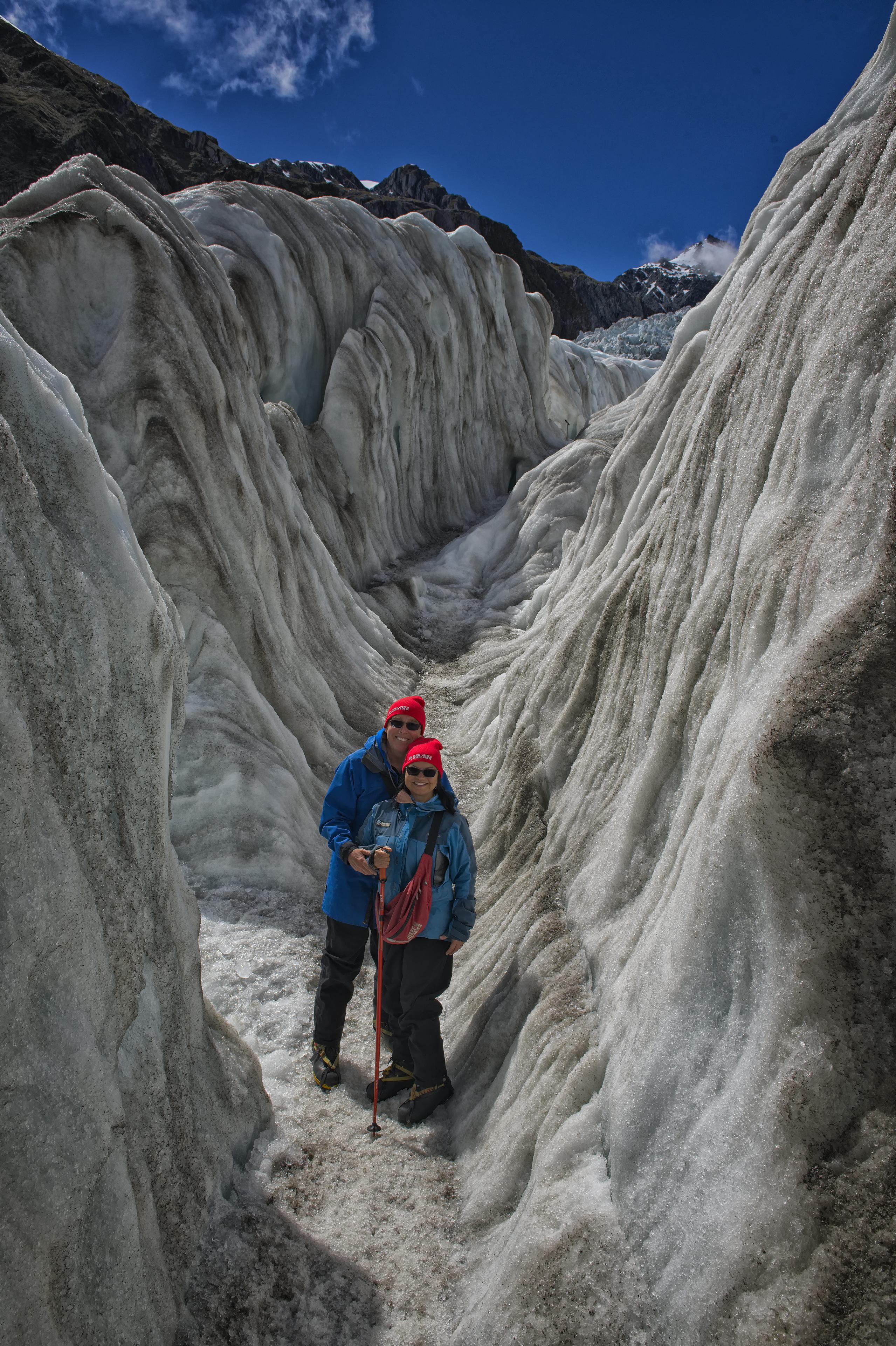 Hiking the Franz Josef Glacier