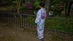 Dirce in Nara Park