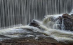 Rocks at the Base of the Falls