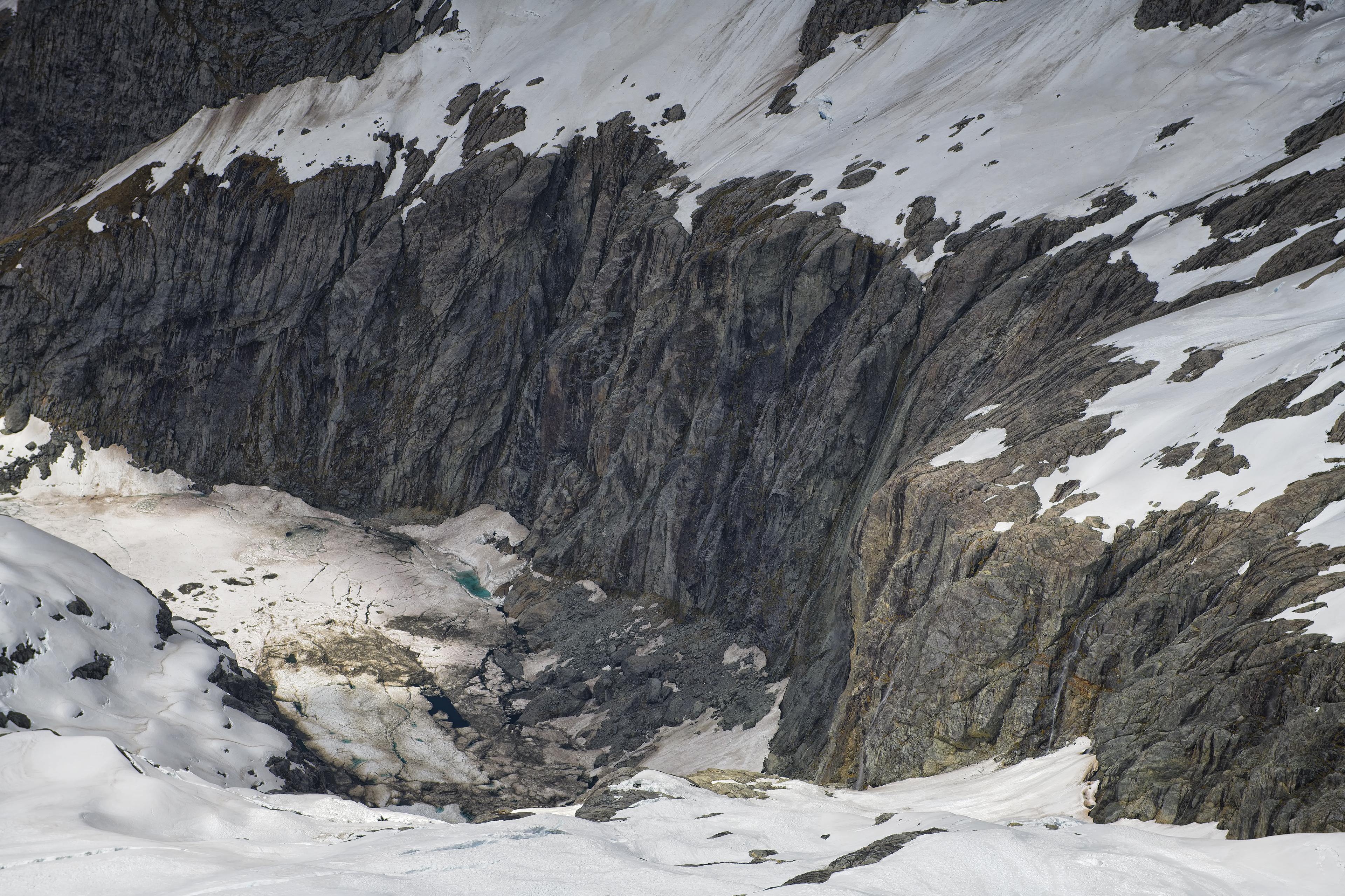 Glacier Effect
