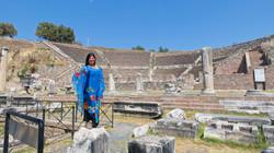 Theater in Asklepieion