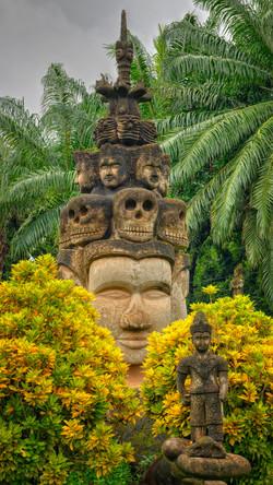 Xiengkuane Buddha Park