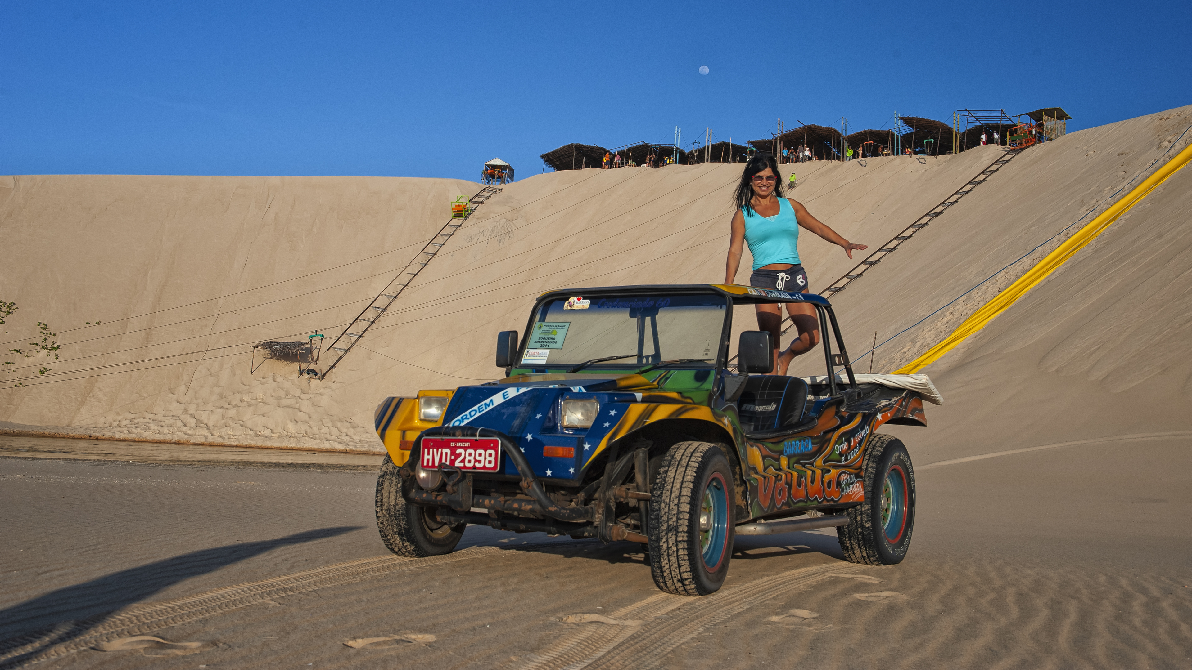 Fun on the Dunes in Canoa Quebrada