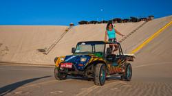 Fun on the Dunes in Canoa Quebrada