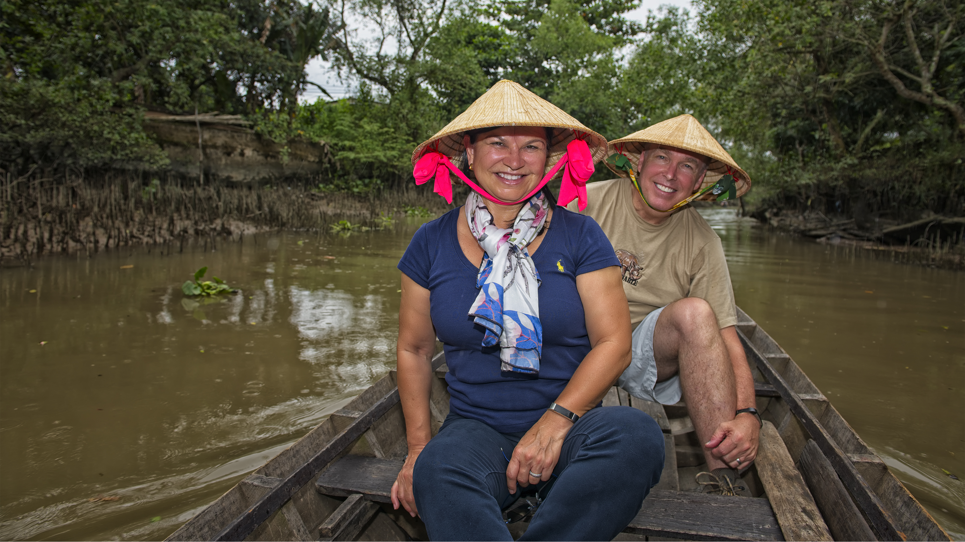 A Cruise Down the Mekong Delta