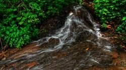Small Waterfall in Brotas