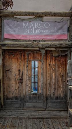 Marco Polo in Korčula, Croatia