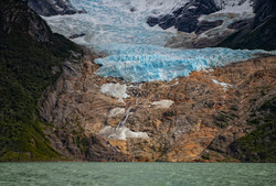 Balmaceda Glacier in Chile