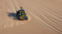 Riding the Dunes in Canoa Quebrada