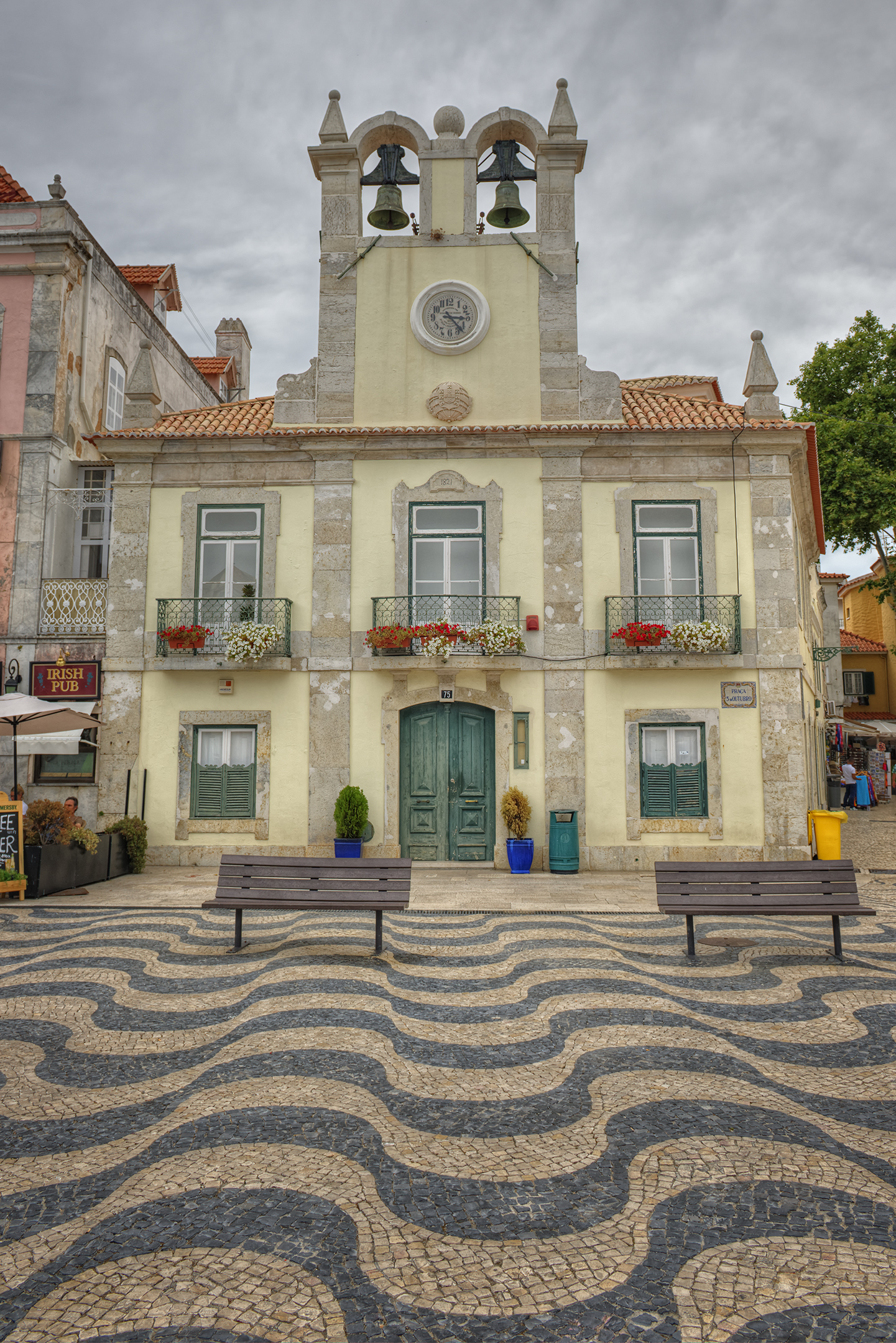 Center of Cascais