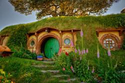 Bilbo's Home in the Shire