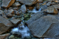 Low Flow in Yosemite