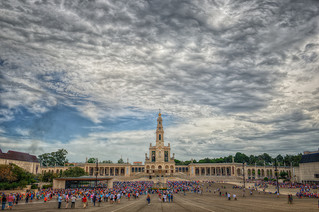 Sanctuary of Fátima, Portugal