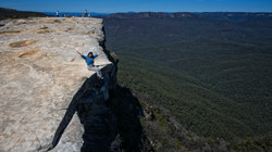 Dirce in the Blue Mountains