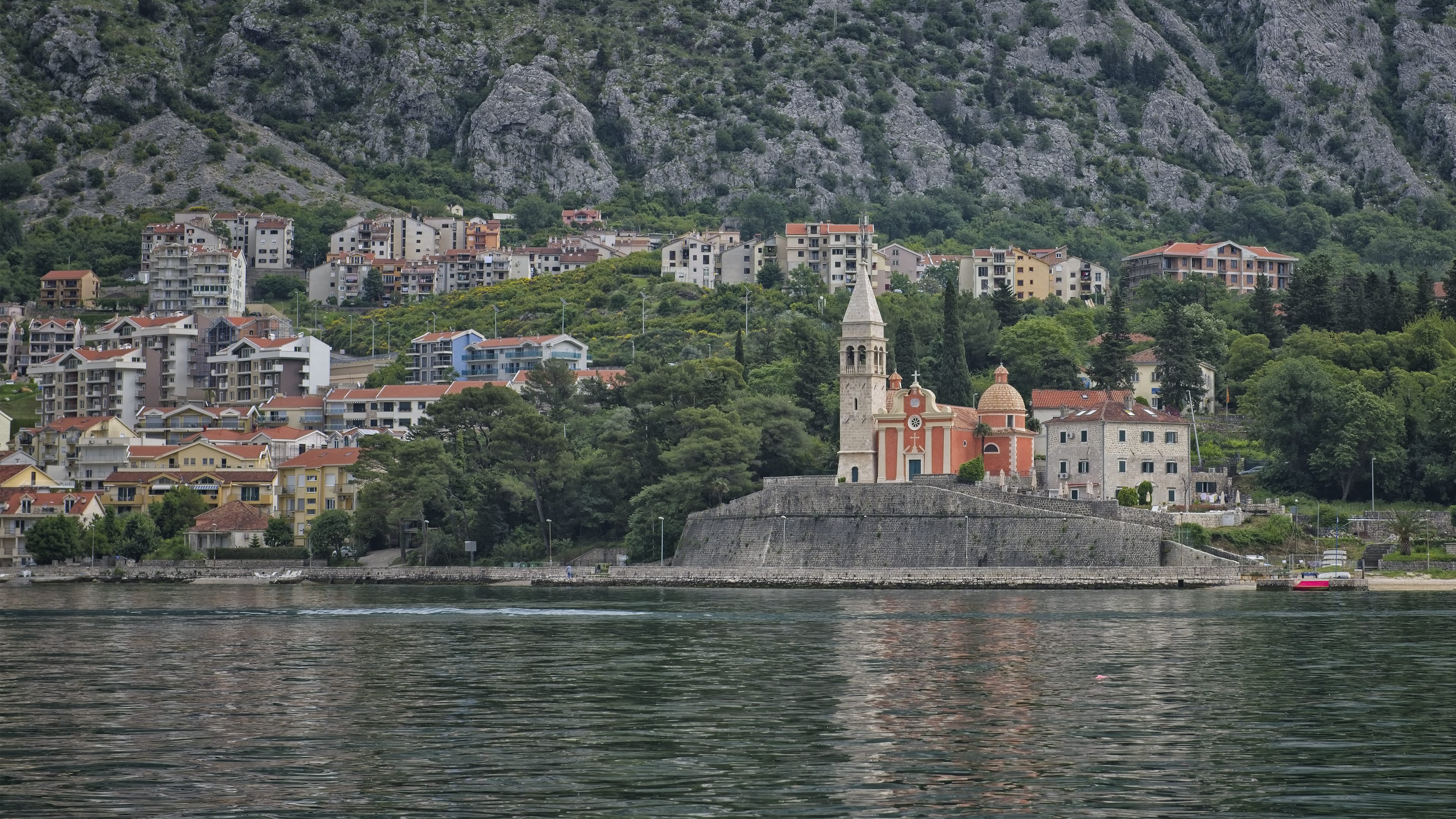 Lake Kotor, Montenegro