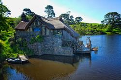 Hobbiton Water Mill