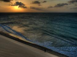 Ocean Sunset in Brazil