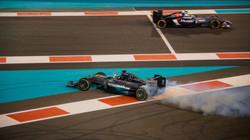 Lewis Hamilton winner at Formula 1