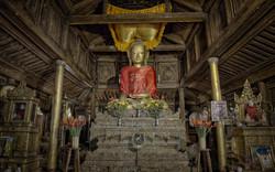 Inle Lake Monastery