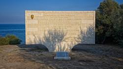 Memorial at Gallipoli