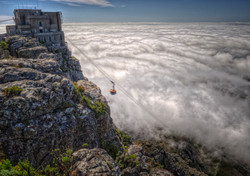 Cableway to Table Mountain