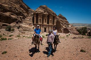 Ad-Deir (Monastery) with Abu Reem
