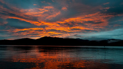 Sunrise in Parati